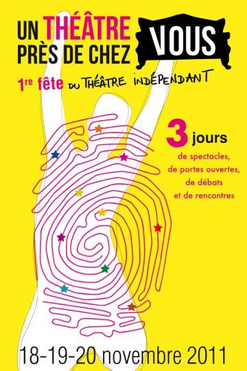 Affiche de théâtre