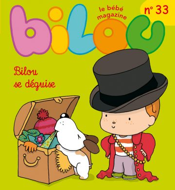 Magazine Bilou - 16 pages