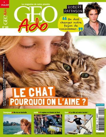 Magazine Geo Ado - 68 pages