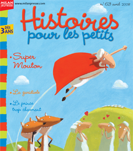 Magazine Histoires pour les petits - 52 pages
