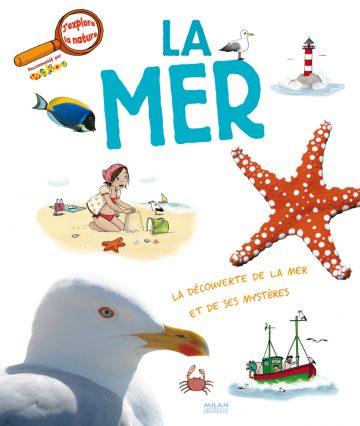 J'explore la mer - 40 pages