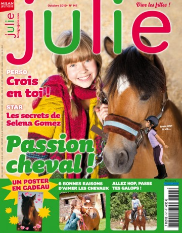Magazine Julie - 36 pages