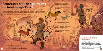 La préhistoire - 40 pages