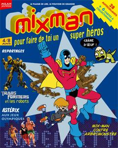 Magazine Mixman - 52 pages
