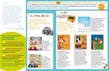 Plaquette de 8 pages - Pages 2 et 3