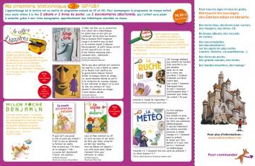 Plaquette de 8 pages - Pages 6 et 7