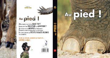Au pied ! - Pop-up, 24 pages + volets