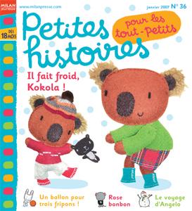 Magazine Petites histoires - 48 pages
