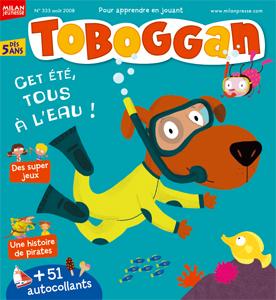 Magazine Toboggan - 36 pages