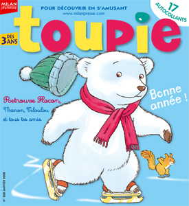 Magazine Toupie - 36 pages