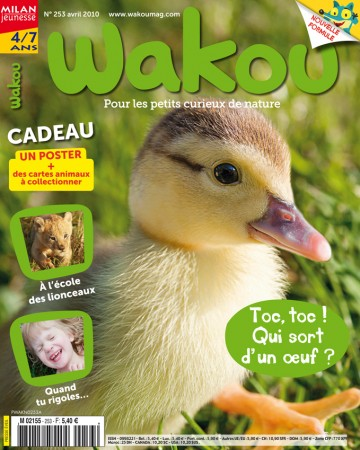 Magazine Wakou - 36 pages