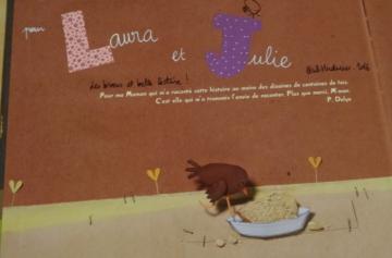 Dédicaces - Cécile Hudrisier - Mois des enfants / Cultura Portet
