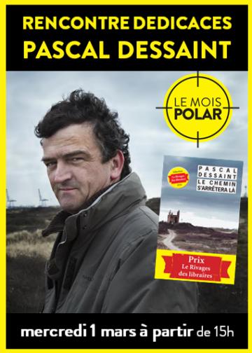 Pascal Dessaint - Mois du Polar / Cultura Portet