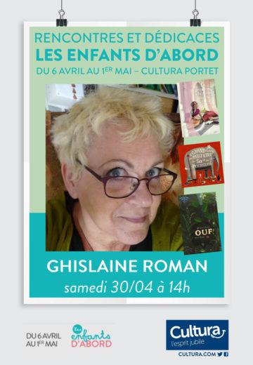 Ghislaine Roman- Mois des enfants / Cultura Portet