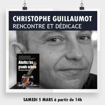 Dédicaces Christophe Guillaumot - Mois du polar / Cultura Portet